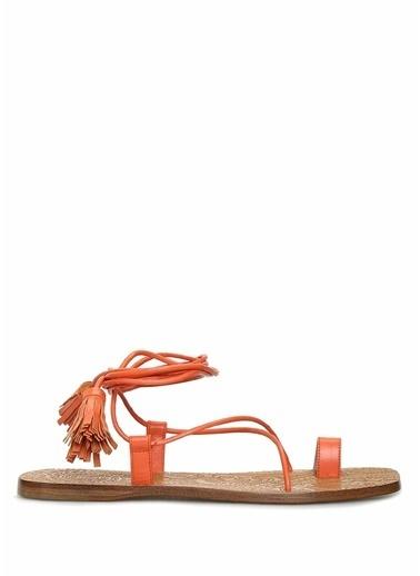 Etro Sandalet Oranj